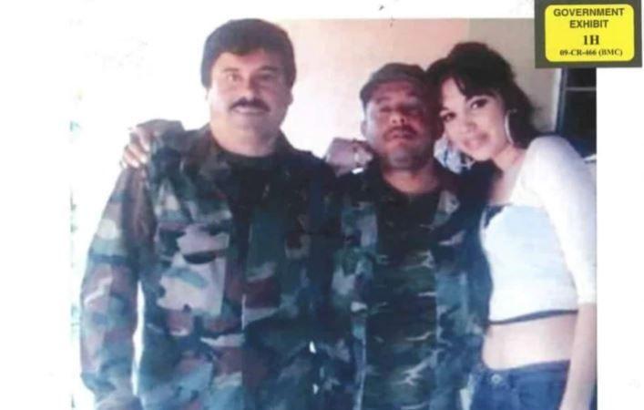Vélez tenía una empresa de fachada para suministrar prostitutas a militares mexicanos, todo pagado por el Chapo.