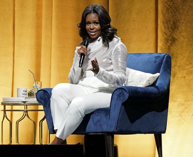 """""""Debemos recordar que no es mi Estados Unidos o su Estados Unidos. Es nuestro Estados Unidos"""", dijo Obama. Foto: AFP"""