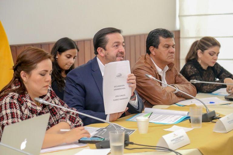 Villamar acusó a Tuárez de falta de probidad para cumplir las funciones de transparencia.  Foto: Flickr Asamblea