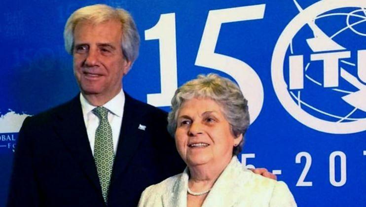 María Auxiliadora Delgado fue primera dama en dos ocasiones.