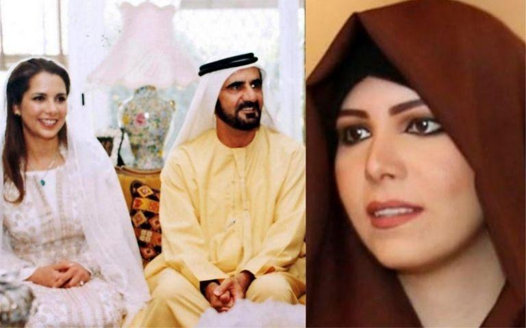 """Estos casos de """"princesas rebeldes"""" saltaron a las primeras planas e irritaron en las altas esferas de Dubái, país ultraprotector con los asuntos de la familia real. Foto: collage Vistazo"""