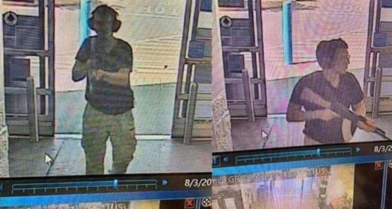 """Se cree que poco antes del tiroteo de El Paso el sábado, el sospechoso, un hombre blanco identificado por los medios como Patrick Crusius, publicó un """"manifiesto"""" racista en 8chan."""
