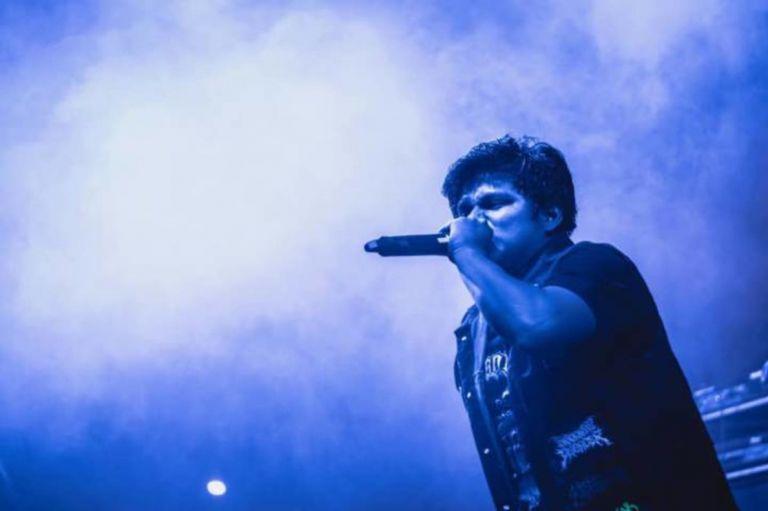 César Canales, cantante de la banda salvadoreña Apes of God, fue asesinado a tiros durante un concierto.