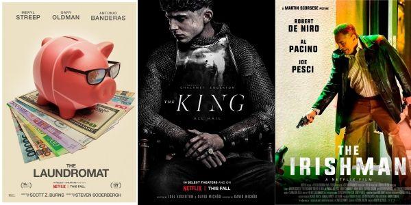 En total son diez las cintas por las que el gigante de contenidos apostará en la contienda por el Óscar.