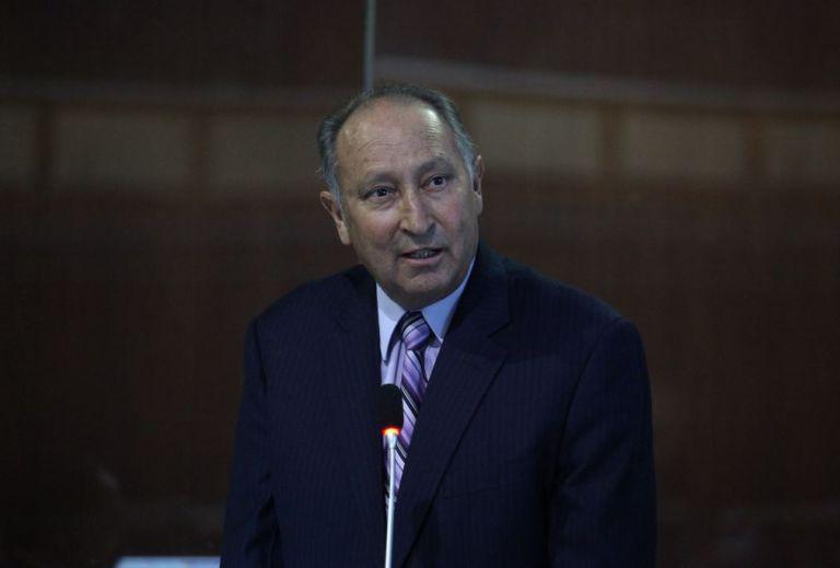 Owaldo Larriva ya fue gobernador de Azuay entre los años 2007 y 2009. Foto: Asamblea Nacional.