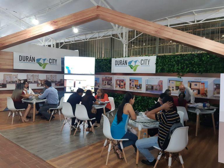 Más de 100 proyectos habitacionales y 60 expositores participan de La Feria Vivienda Biess.