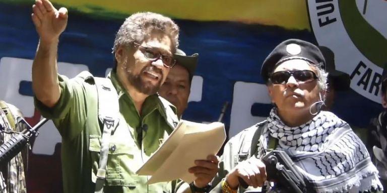 Un video difundido el pasado 29 de agosto muestra a Márquez y otros antiguos líderes guerrilleros llamando al rearme de las FARC.