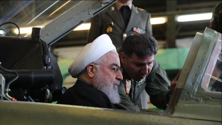 El presidente de Irán, Hassan Rouhani, y demás autoridades del gobierno afirman no colaborar con los rebeldes hutíes en Yemen. Foto: AFP.