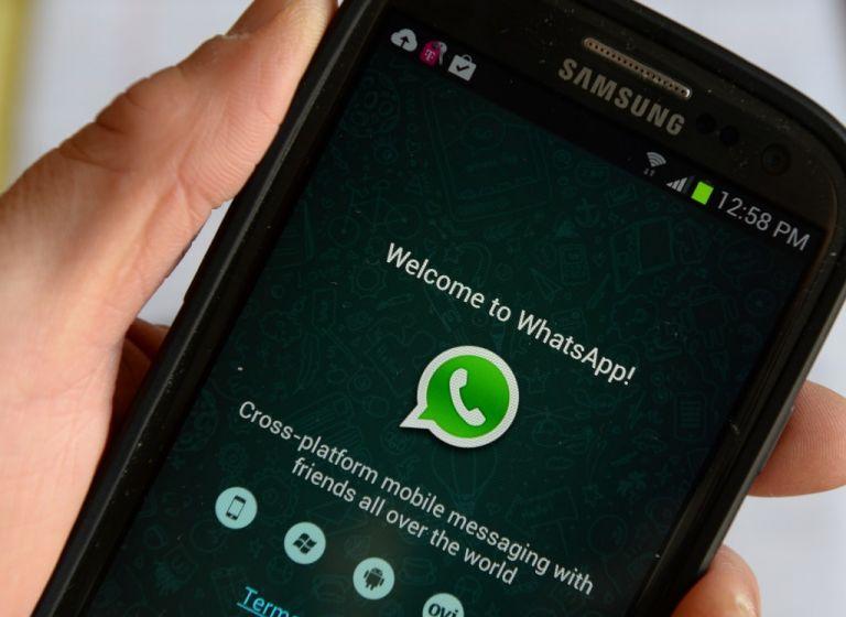 Unas 1.500 millones de personas utilizan el servicio de WhatsApp en todo el mundo. Foto: AFP