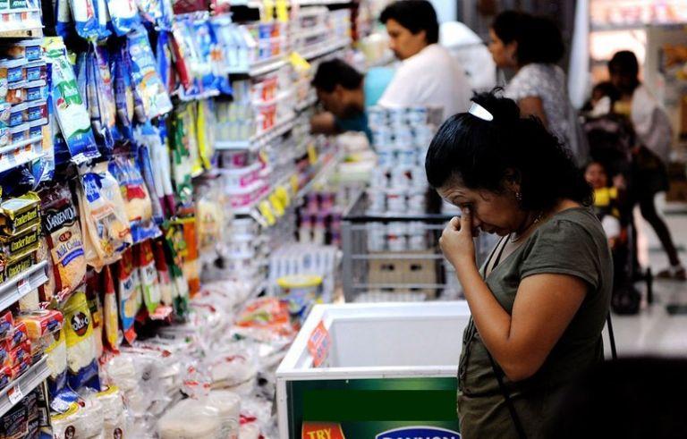 El Índice de Precios al Consumidor es la medida oficial de la inflación registrada en el país.