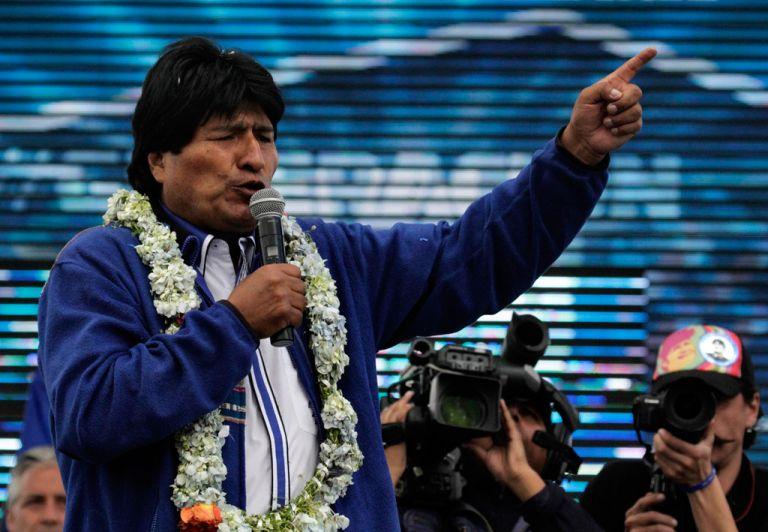 """""""No tengo por qué escapar, no he robado nada"""", dijo Morales, de 60 años, que dimitió tras tres semanas de protestas contra su polémica reelección."""