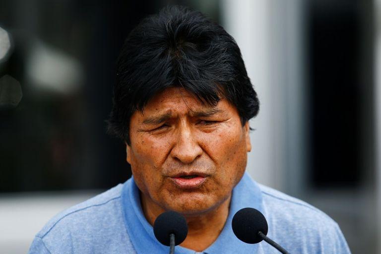 """El canciller dijo desconocer """"qué planes tenga"""" Morales una vez esté en México"""". Foto: Reuters"""