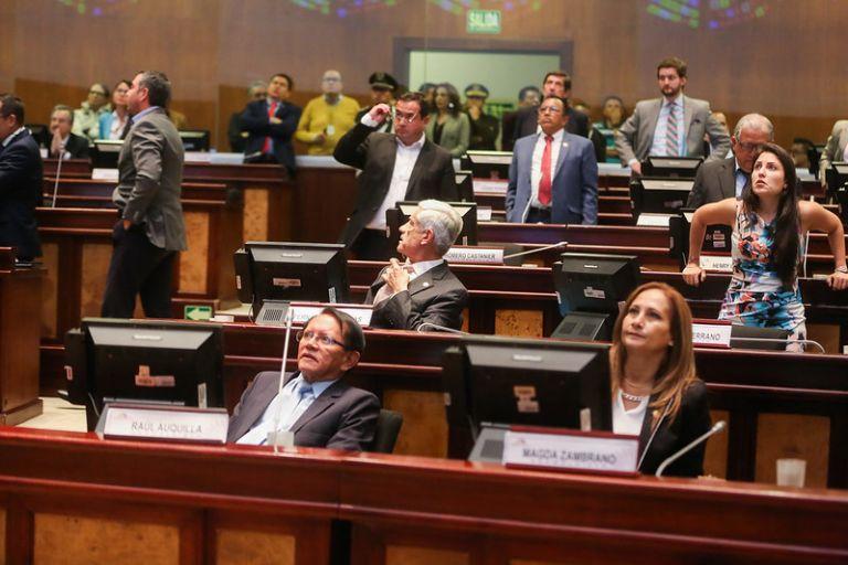 El ministro explicó que el proyecto ha acogido algunos aspectos importantes del debate.