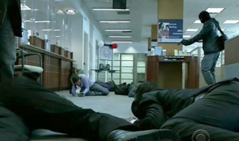 Un grupo de personas asaltó un banco, y se llevó 150 millones de pesos. Foto: referencial