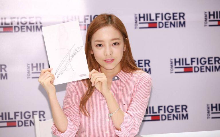"""La cantante Goo Ha-ra dejó una nota """"pesimista"""" antes de morir. Foto: Reuters."""