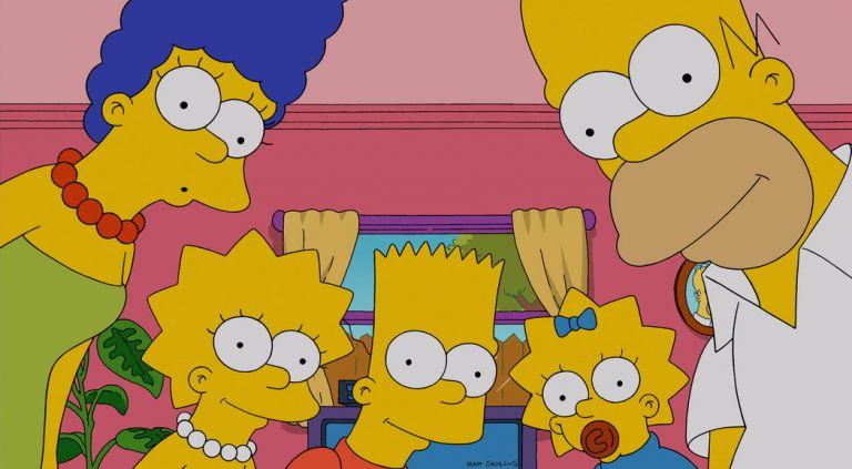 """""""The Simpsons"""" es la serie animada de televisión más longeva del mundo."""