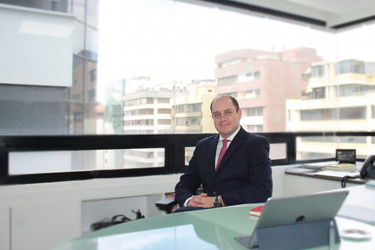 Julio José Prado, presidente ejecutivo de la Asobanca. Foto cortesía Asobanca