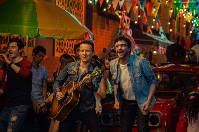 Fonseca y Andrés Cepeda incluirán a Ecuador en su gira 2020. Foto: Sony Music Colombia.