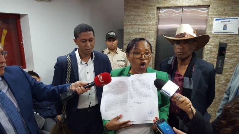 La Corte Provincial también llamó la atención al juez Manuel Ruiz Moreira que resolvió la acción de protección a favor de Chalá.