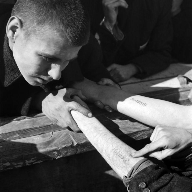Tres cuartos de siglo después de la liberación de Auschwitz, un campo situado en Polonia entonces bajo ocupación alemana. Foto: AFP