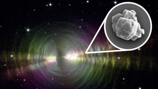 El análisis del polvo de estrellas permite descubrir cómo fue el pasado de nuestra región de Universo. Imagen: NASA.