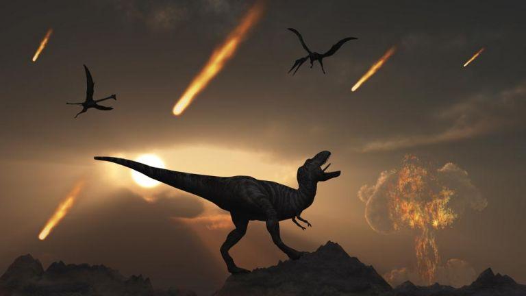 Hace 66 millones de años se produjo la extinción masiva del Cretácico-Paleógeno.