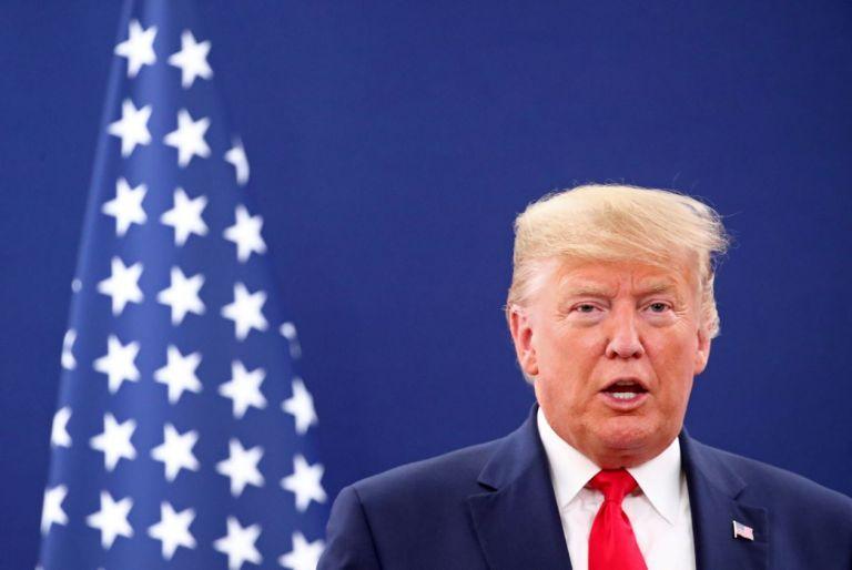 Trump se convierte en el tercer presidente en la historia de Estados Unidos en ser sometido a juicio político, después de Andrew Johnson en 1868 y Bill Clinton en 1999. Foto: Reuters.