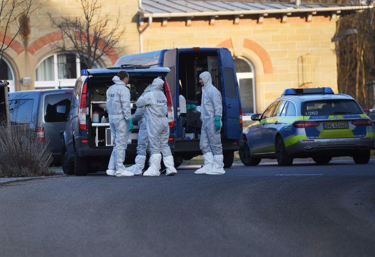 """El móvil del tiroteo no está claro, y la policía instó a evitar cualquier """"especulación"""". Foto: AFP."""