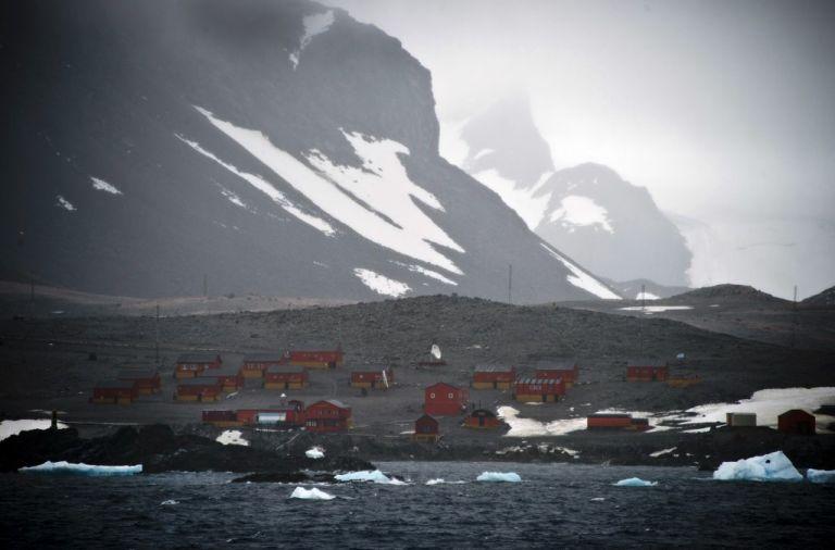 La temperatura en la Antártida alcanzó los 18,3 grados centígrados. Foto: AFP.