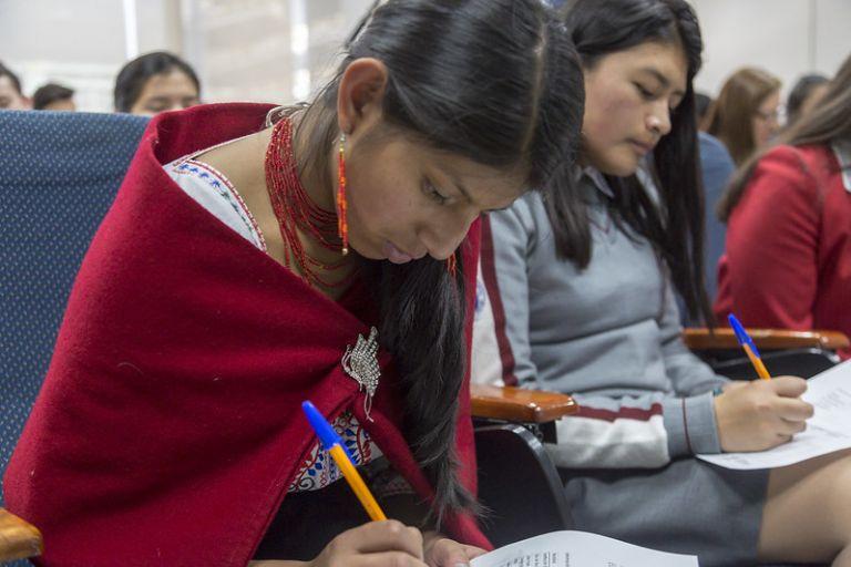 Para la nota de graduación el 70 por ciento corresponderá al récord académico. Foto: Ministerio Educación