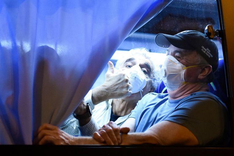 Las autoridades de Japón informaron que los casos de coronavirus en el crucero son 454. Foto: AFP