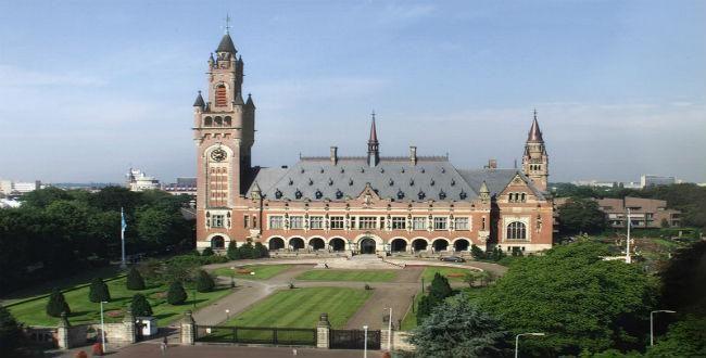 La Corte Permanente de Arbitraje (CPA) se encuentra en el Palacio de la Paz en La Haya, Países Bajos.