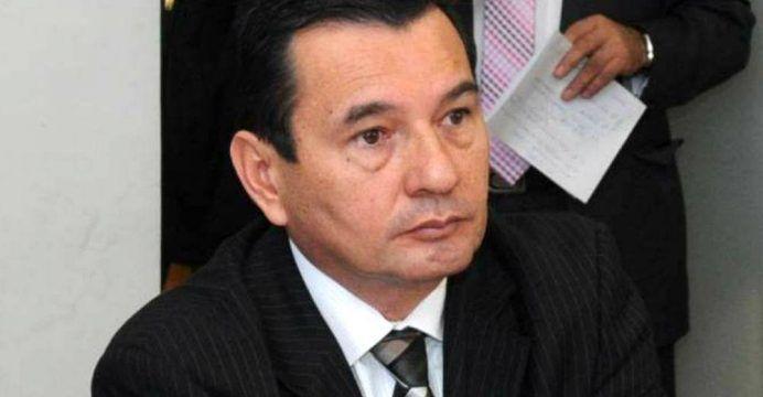 Romero fue detenido ayer por orden de la Audiencia Nacional española e ingresó en prisión hasta que sea extraditado.