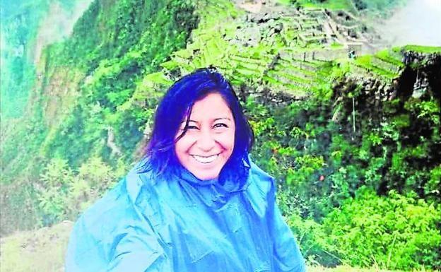 El 2 de enero de 2018, Nathaly de 28 años desapareció en la localidad turística de Maras.