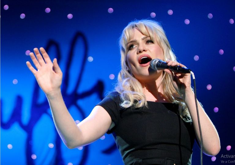 Cantante Británica Duffy. Foto: Reuters