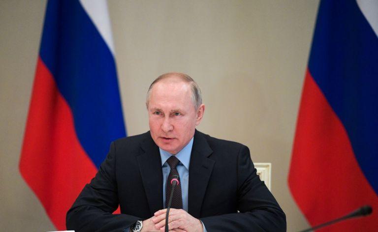 Presidente de Rusia Vladimir Putin. Foto: Reuters.