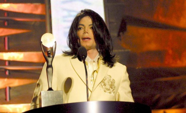 Foto: Twitter de Michael Jackson