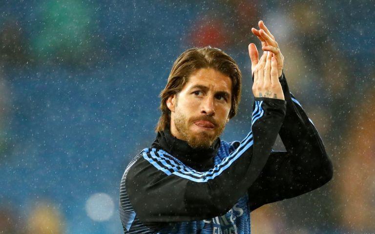 Futbolista Sergio Ramos. Foto: Reuters.