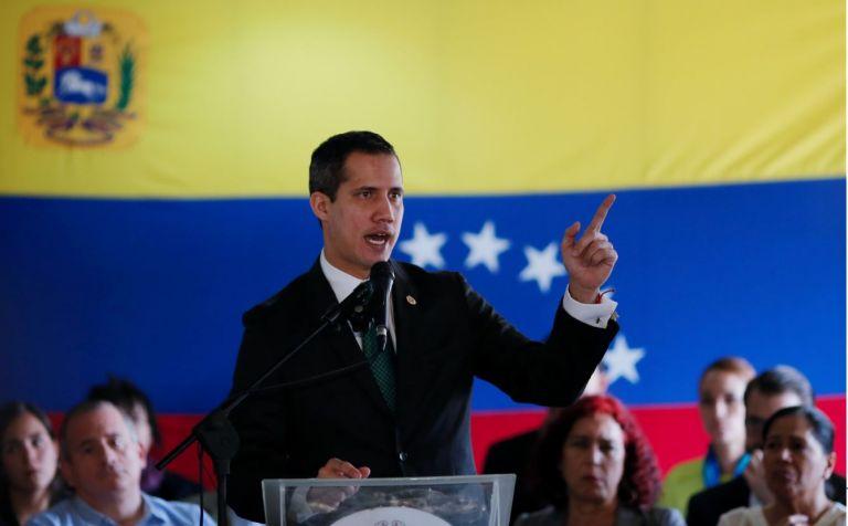 Juan Guaidó. Foto: Reuters.