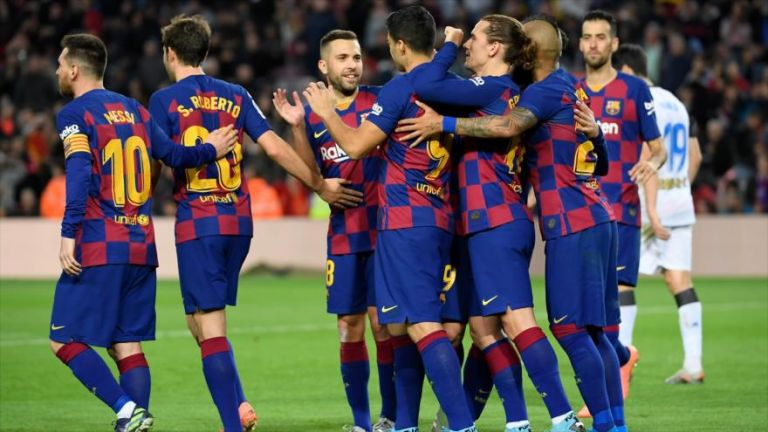 Lionel Messi emitió un comunicado en su cuenta de Instagram donde aseguraba que toda la plantilla está de acuerdo con la reducción del sueldo.