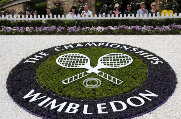 Torneo de tenis de Wimbledon. Foto: Reuters.