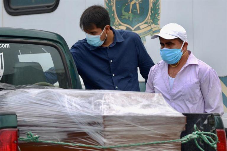 Para Ecuador, el Banco destinará otros 20 millones para insumos médicos y refuerzo del equipamiento. Foto: EFE