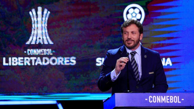Alejandro Domínguez, presidente de la Conmebol, asegura que desde su administración los fondos no escasean.