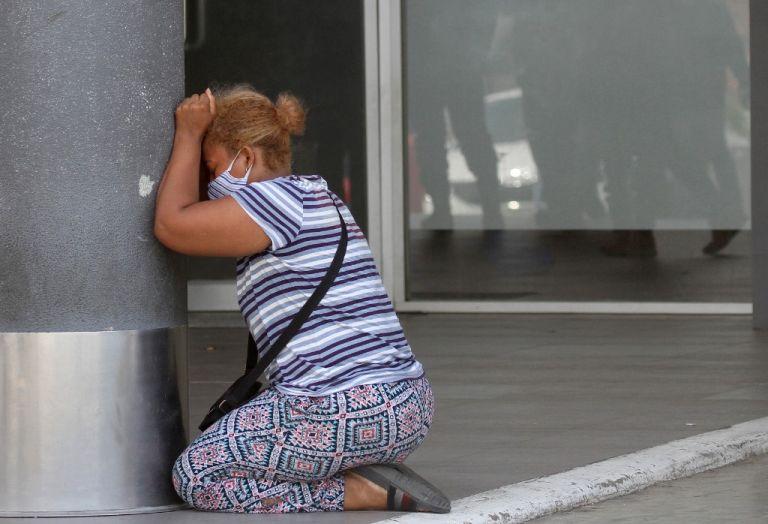 Guayaquil es una de las ciudades más castigadas del mundo por el COVID-19 per cápita. Foto: AFP.