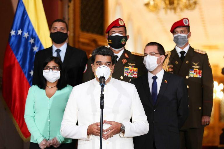 Según Maduro, existen 23.500 camas disponibles en el país petrolero. Foto: AFP