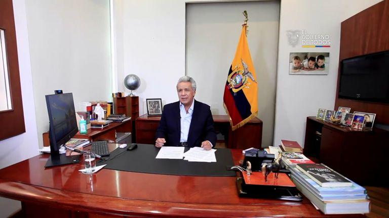 Ecuador decreta 15 días de luto nacional por fallecidos de coronavirus