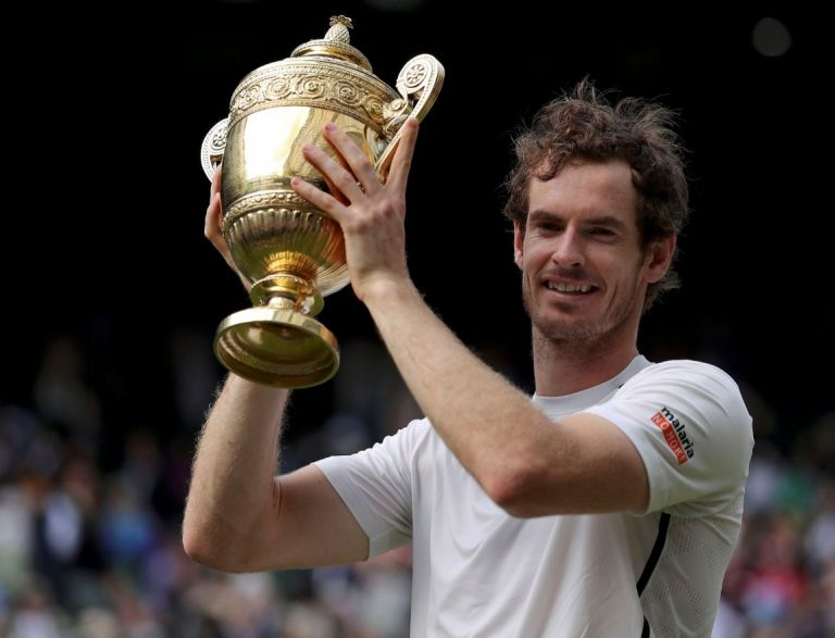 Andy Murray. Foto: Reuters.