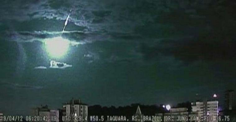 Afortunadamente, el suceso no ha dejado daños, heridos o víctimas mortales. Foto: captura de video.