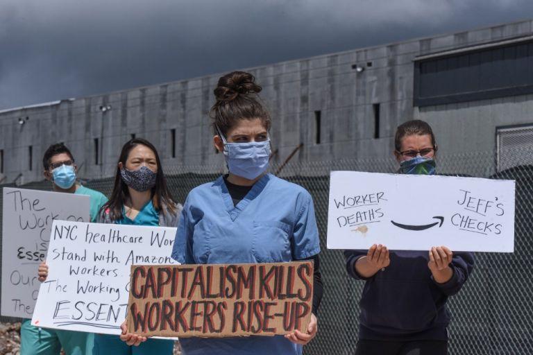 Los trabajadores piden acciones como que se limpie a fondo, como en el caso de los vehículos que operan, o que se cierren durante catorce días aquellas instalaciones en las que se detecten casos de coronavirus.