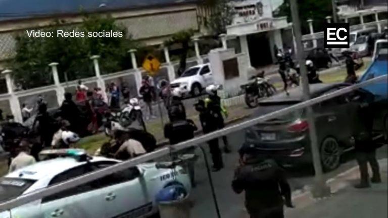 Captura del vídeo. (Cortesía de El Comercio)